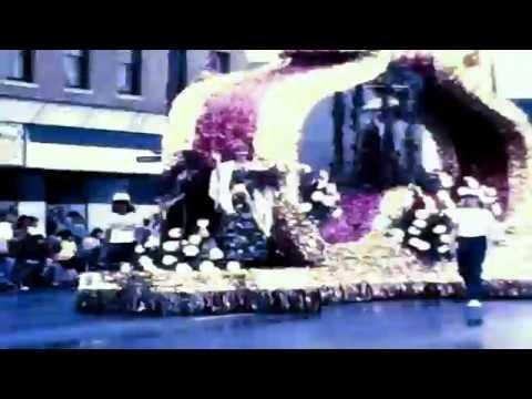 Vancouver Pacific National Exhibition Parade Circa 1973