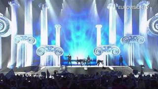 Loucas Yiorkas ft. Stereo Mike - Watch My Dance (Greece) - Live - 2011 Eurovision Song Contest Final