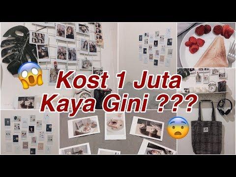 Room Tour ㅡ Kost Tour Indonesia✨ #kosttour #roomtour #kostindonesia