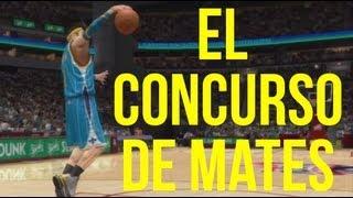 NBA 2K13 My Career - El Concurso de Mates!!