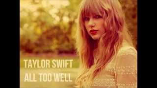 Скачать Taylor Swift All Too Well Lyrics