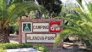 Camping Vilanova Park in Vilanova i la Geltrú (September 2017).