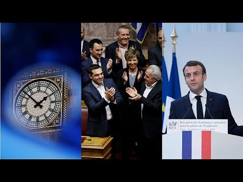 Brexit 'plan B', Greek Government, Lyon Fire: Europe Briefing