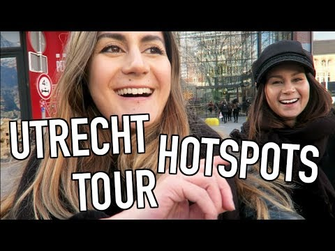 UTRECHT HOTSPOTS TOUR!