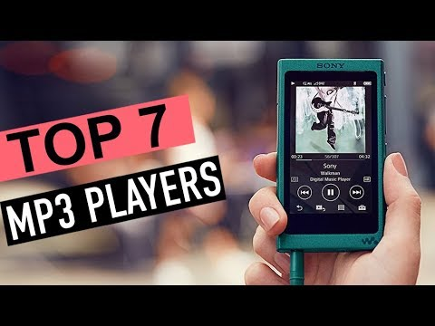 BEST 7: Mp3 Players 2019