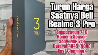 Turun Harga.!! Saatnya Beli Realme 3 Pro || Unboxing Realme 3 Pro Indonesia 2019
