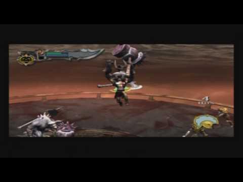 God of War - Challenge of the Gods Walkthrough