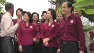 Her Excellency Bun Rany Hun Sen Wife of Prime Minister Visits Place of Rescue May 31, 2013