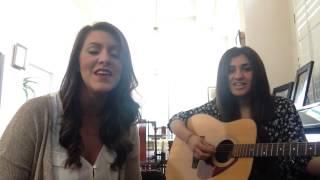 Royals- Lorde (cover by Nadia Keilani and Jasmine Keilani)