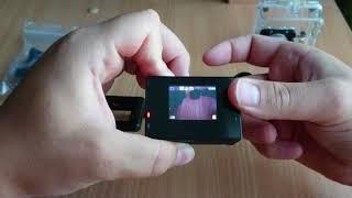 обзор экшн-камеры Smarterra b4 после недели пользования. 2018