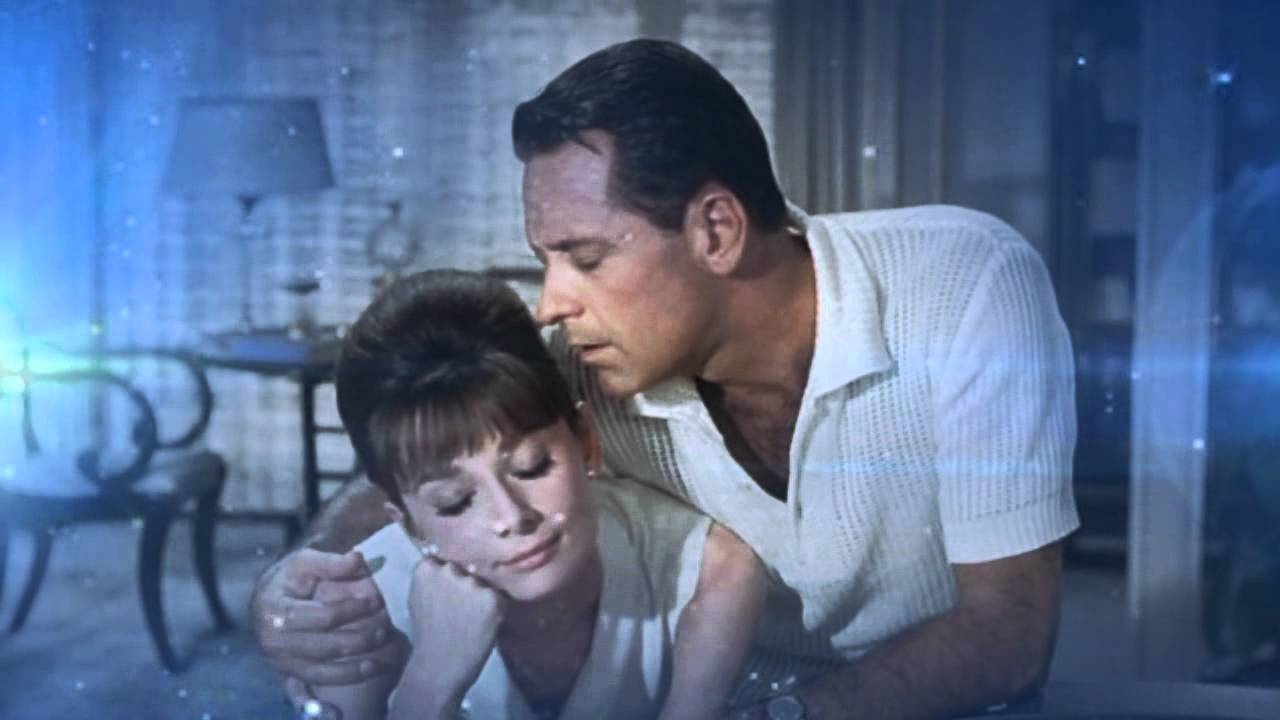 Audrey Hepburn & William Holden - In the Moonlight - YouTube