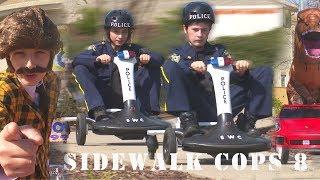 Sidewalk Cops Episode 8 - Rex's Used Cars Theft