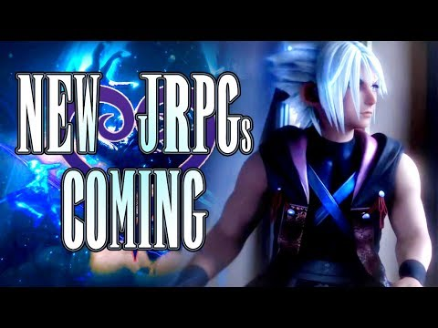 Top 10 NEW & Upcoming JRPGs of 2019 for PS4 and Steam Mp3