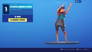 Today's Fortnite store 11/09/19 live and I got the ikonik skin today
