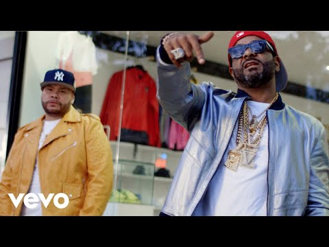 Jim Jones - NYC (Official Video) ft. Fat Joe
