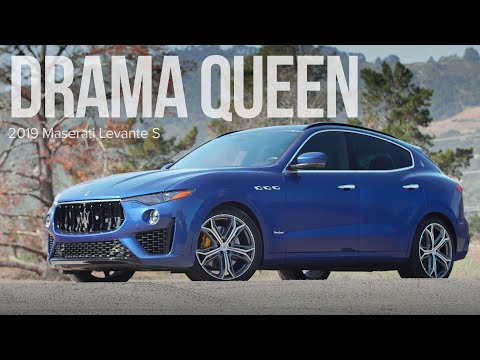 2019 Maserati Levante S: A flair for the dramatic