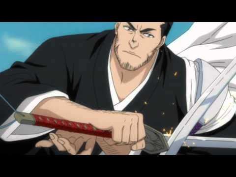 Isshin Kurosaki Owns Aizen With One Finger