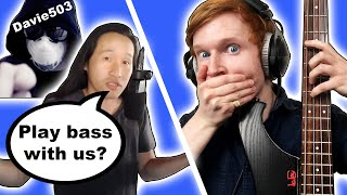 Dragonforce Want To HIRE ME On Bass?! (Bass Battle)