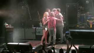 "Grace Potter & The Nocturnals"" Iko Iko, Paris,White Rabbit"" @ The Biloxi Hard Rock Casino"