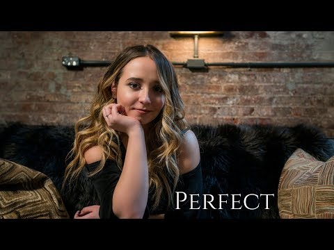 Ed Sheeran - Perfect (with Beyonce) - Acoustic Cover by Ali Brustofski (Music Video)
