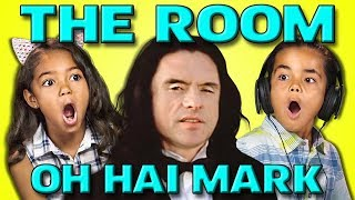 kids react to worst movie ever the room the disaster artist
