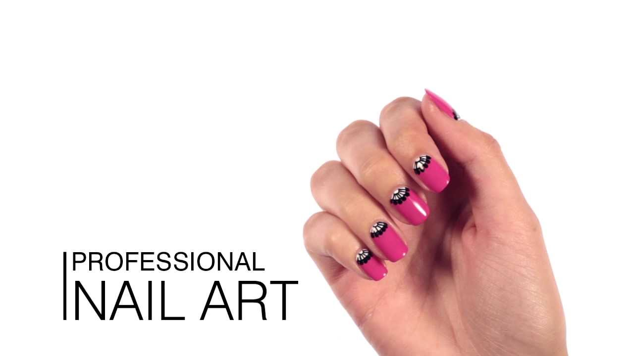 Nail Art Pens Professional Nail Art Rio Beauty Youtube