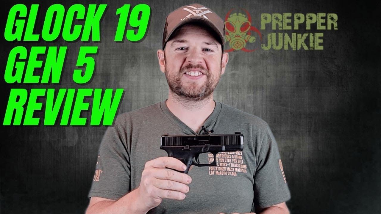 Glock 19 Gen 5 | Table Top Review