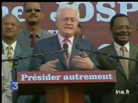 JOSPIN en Guadeloupe en campagne