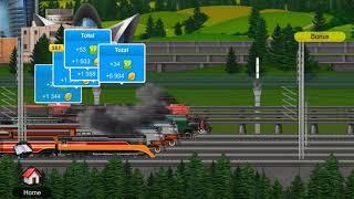TrainStation The game on rails. MEGA RACE! Daylight, Hiawatha, Big Boy, and Battle of Britain! screenshot 3