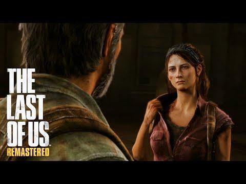 The Last of Us Remastered #7 - A Contaminação da Tess (PS4)