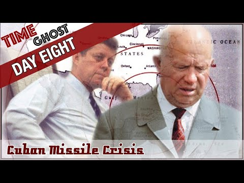 Day 8 Cuban Missile Crisis - Kennedy and Khrushchev face reality