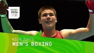 Bektemir Melikuziev Wins Men