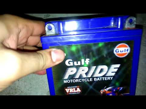 How to Install/Replace Battery in Two wheeler