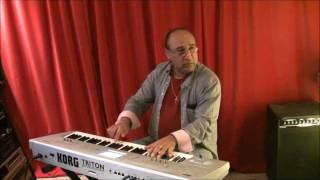 Instrumental Raag Pahadi - Robin John