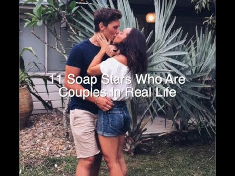 Soap stars dating in real life