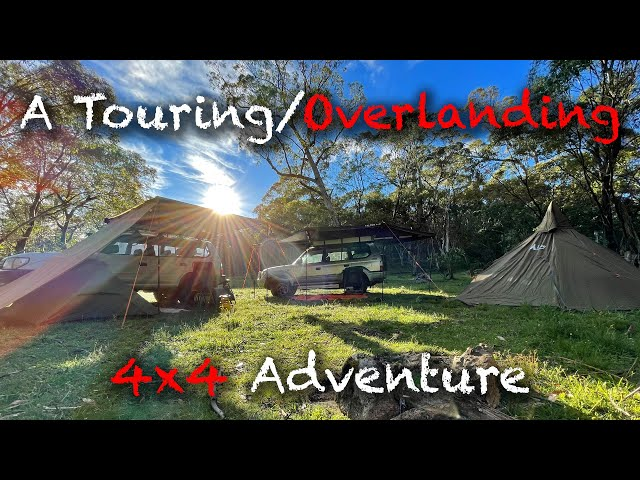 4x4 Touring/Overlanding And Camping Adventure In Glenbog State Forest NSW Australia