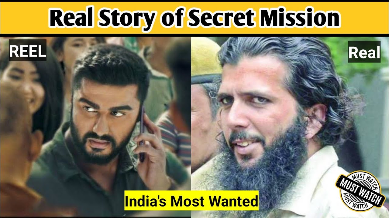 """Download The Real Story Behind Arjun Kapoor's New Movie """"India's Most Wanted"""" 