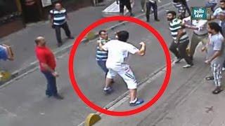Boxeador irlands se pelea con decenas de turcos en las calles de Estambul   Like Bud Spencerdescarga thumbnail
