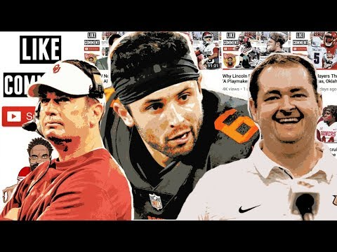 The Baker Mayfield Media Apology Tour, Josh Heupel And Bob Stoops Feud