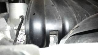 Nissan Note E11 - вибрация двигателя?