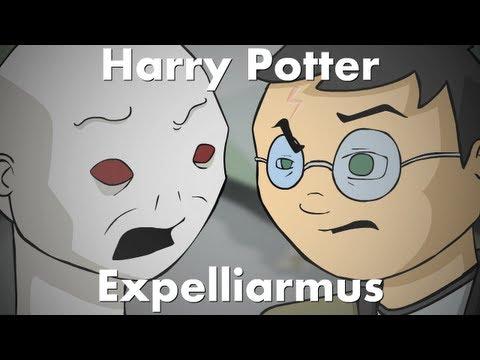 Harry Potter - Expelliarmus (Animated Parody)