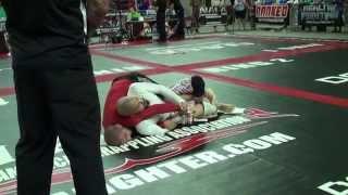 Garrett No Gi match NAGA Myrtle Beach (09AUG14)