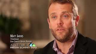 MATT JARVIS- Chief Strategy Officer and Partner, 72andSunny