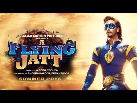 FLYING JATT Movie - Tiger Shroff &...
