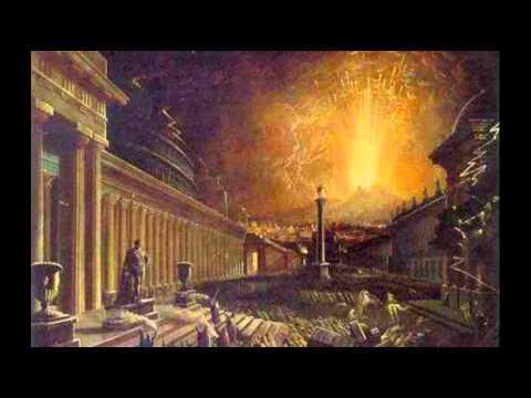 24th August AD 79 Mount Vesuvius Destroys Pompeii And Herculaneum