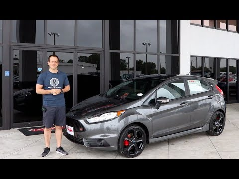 Why is it NOW or NEVER to buy a 2019 Ford Fiesta ST?