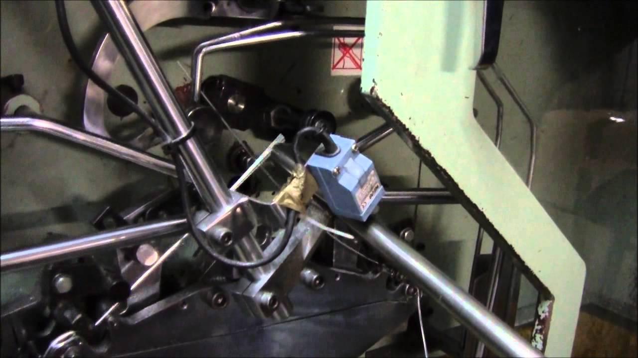 Wire hanger machine - YouTube