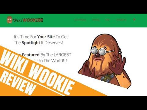 Wiki Wookiee Review | Best Wikipedia Backlinks Supplier - Видео онлайн