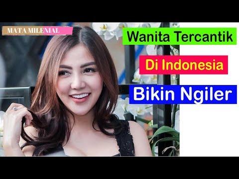Bikin Ngileerr! 10 Wanita Paling Cantik Di Indonesia Sepanjang Masa