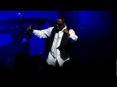 "New Edition & Johnny Gill: ""In the Mood"" - NJPAC Newark, NJ 2/19/12"